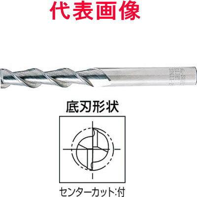 DIJET 超硬エンドミル アルミ用 2枚刃 刃長:ロングタイプ 23×85×160mm シャンク径:25mm