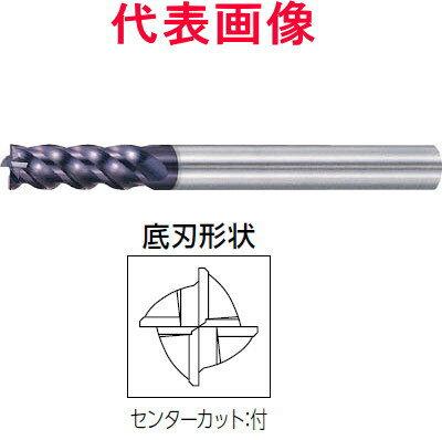 三菱日立ツール 超硬エンドミル エポックパワーミル 4枚刃:刃長レギュラー 20×38×125mm シャンク径:20mm