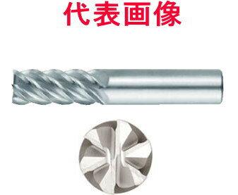 ナイアガラカッター 超硬エンドミル 6枚刃:高能率加工 25×60×140mm シャンク径:25mm