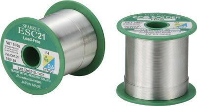 千住金属工業 鉛フリーやに入ハンダ スパークESC21 1.60mm/1.0kg
