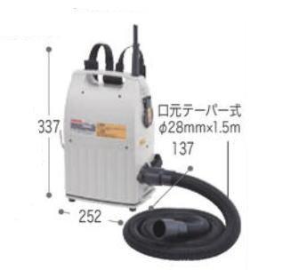 マキタ携帯用集じん機 2.2L粉じん専用421SP