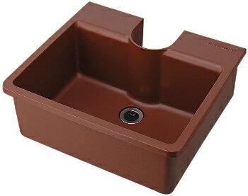 カクダイ 水栓柱シリーズ 水栓柱パン(円柱用)