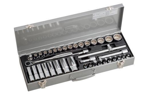 トネ(TONE)12.7(1/2)ミックスソケットレンチセットMX400