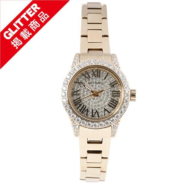 大人気 FACEAWARD フェイスアワード 腕時計 watch SWAROVSKI スワロフスキー キュービックジルコニア ローズゴールドケース  ウォッチ FA006S2 Grace-P LG/LG/LG ステンレスベルト 女子に人気 アクセサリー カジュアル プレゼントに 高級感
