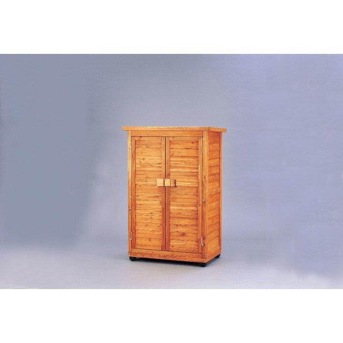 木製物置トレー付