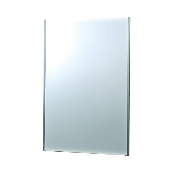 プロ仕様!割れない鏡 【REFEX】リフェクス 姿見 壁掛け対応スタンドミラーW100cm×150cm シルバー色NRM-1/S 【日本製】【代引不可】