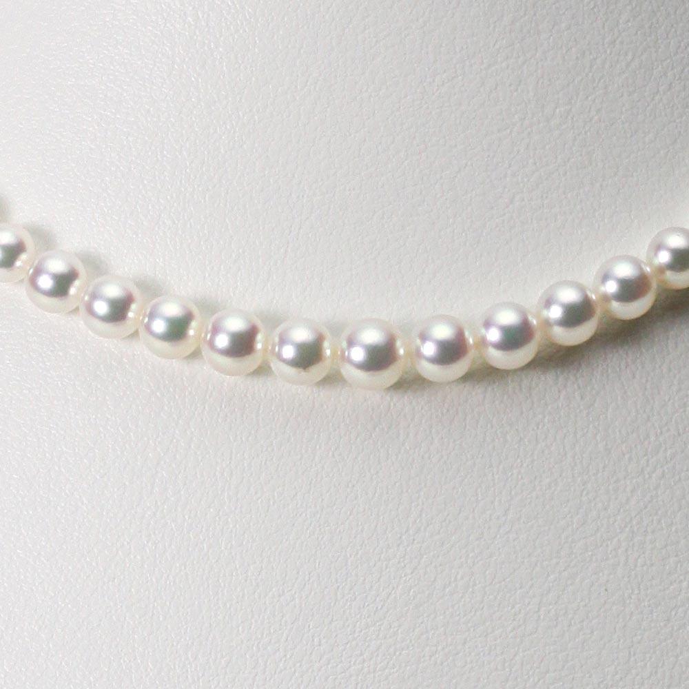 パールネックレス/4.0-6.0mm アコヤ 真珠 ネックレス
