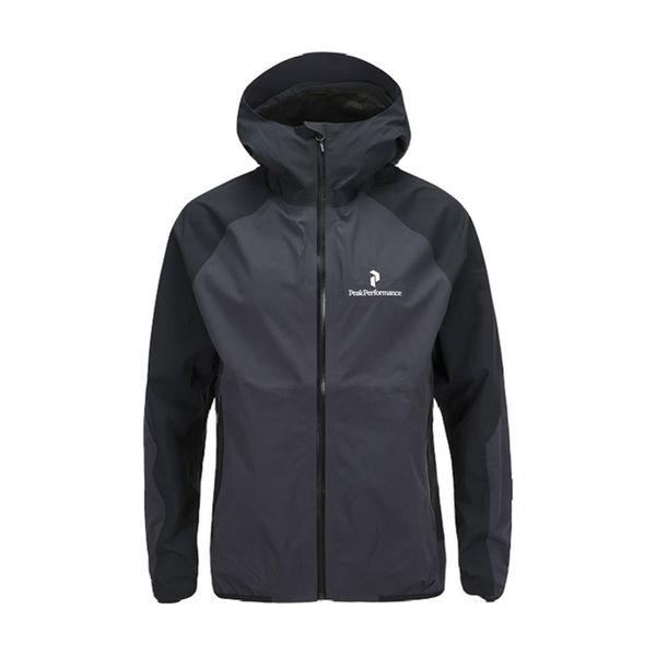 ピークパフォーマンス(PeakPerformance)BLパックジャケット(BL Pac Jacket)カラー:2N5 DK Slate Blue
