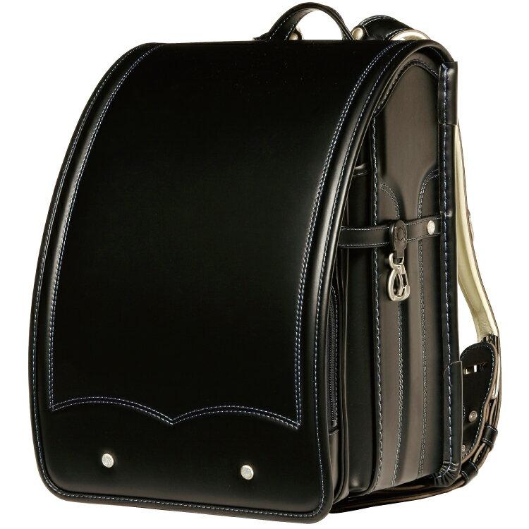 國鞄(コクホー) ランドセル ららちゃん ブラック RAB77640-01