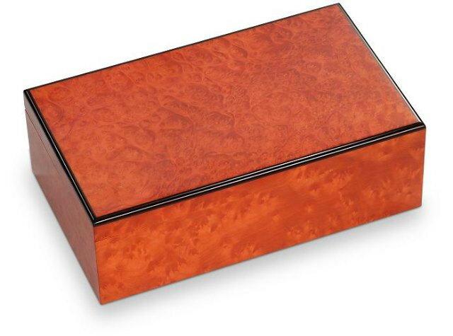 リュージュREUGE 72弁3曲入りオルゴール マドロナのこぶ材BOX R5332-002