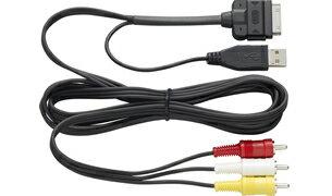 Clarion(クラリオン) CCA-750-500 ビデオ対応iPod接続ケーブル
