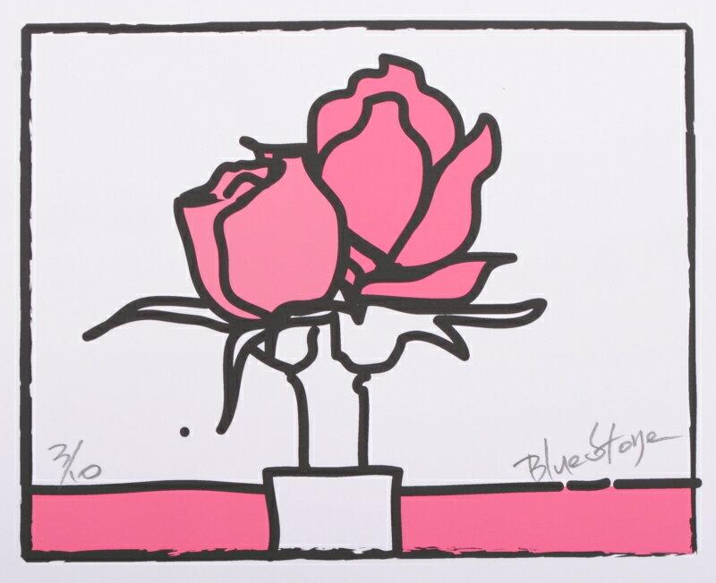 【作家名】ブルー・ストーン【作品名】POP薔薇4・PINK