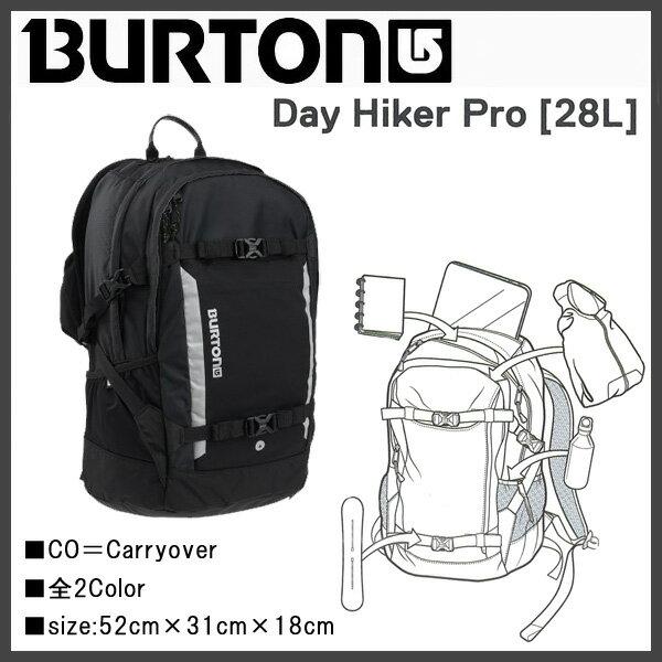 BURTON Day Hiker Pro [28L]【バートン デイ ハイカー プロ】バックパック