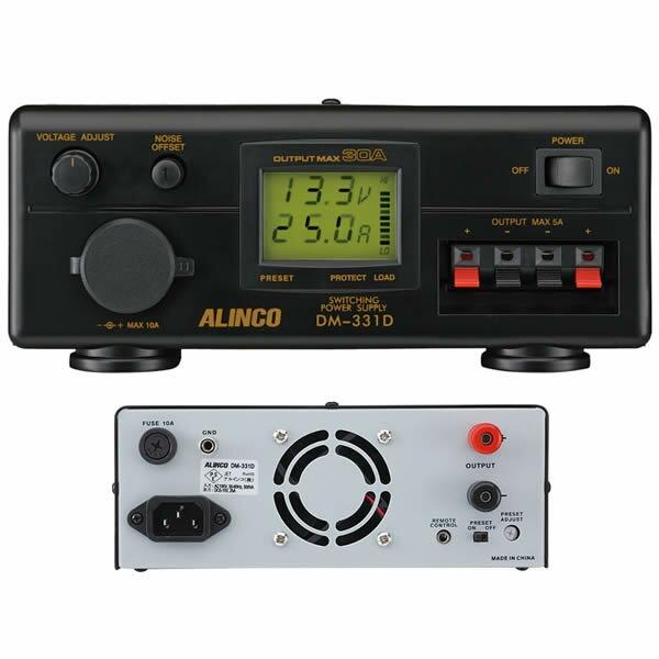 アルインコ ALINCO DM-331D AC-DCコンバーター安定化電源