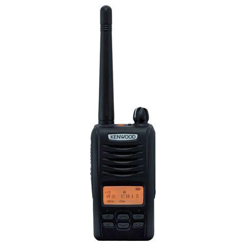 ケンウッド KENWOOD TPZ-D503 ハイパワーデジタルトランシーバー 登録局 最大出力5W