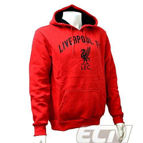 【予約PRM05】リバプール クラブオフィシャル フーデッドパーカー レッド【Liverpool/Kop/プレミアリーグ/サッカー】