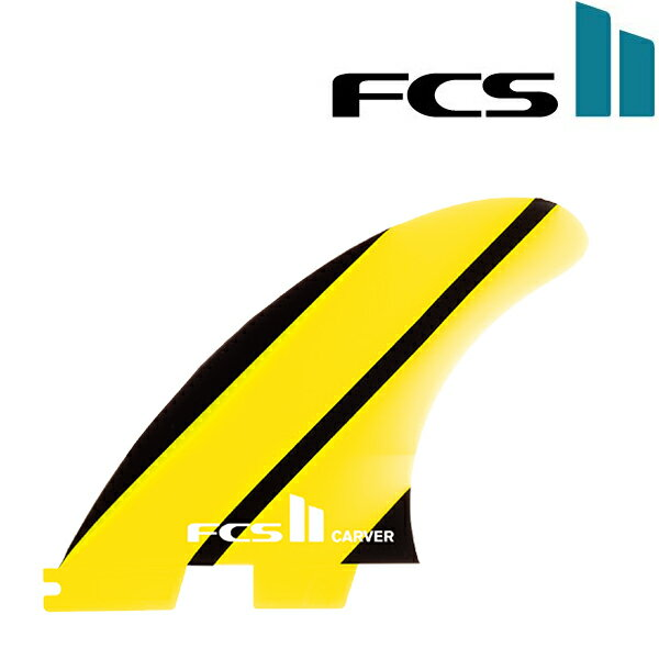 フィン FCS エフシーエス FCS II Carver Neo Glass Tri Set  EE E27