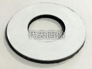 Matex/ジャパンマテックス 【G2-F】低面圧用膨張黒鉛+PTFEガスケット 8100F-3t-RF-10K-700A(1枚)