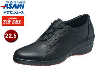 一般用 ASAHI/アサヒシューズ AF39331 TDY39-33 トップドライ レディース 【22.5】 (ブラック)