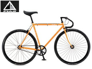 FUJI/フジ FEATHER ピストバイク SingleSpeed 【フレーム:43cm】 (Yellow Gold) メーカー直送品のため【単品購入のみ】【クレジット決済のみ】 【北海道・沖縄・離島不可】【日時指定不可】商品になります。