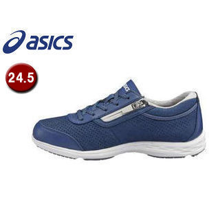 asics/アシックス TDW760-58 GEL-MOOGEE760(W)  ゲルムージー 【24.5】 (ダークブルー)