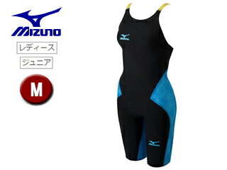 mizuno/ミズノ N2MG620292 レディースハーフスーツ GX-SONICIII MR 【M】 (ブラック×ブルー)