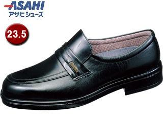 ASAHI/アサヒシューズ AM31261 TK31-26 通勤快足 メンズ・ビジネスシューズ【23.5cm・4E】 (ブラック)