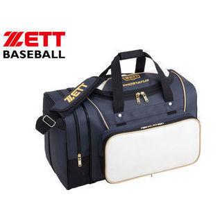 ZETT/ゼット BAP617-1130 プロステイタス ミドルバッグ (ホワイト×ダークネイビー)