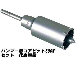 MIYANAGA/ミヤナガ 600W35 ハンマー用コアビット600W セット【35mm】