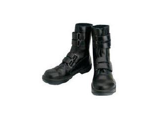 みんなの大好きな Simon/シモン 安全靴 マジック式 8538黒 25.5cm/8538N-25.5(8538-255)