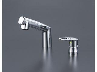 KVK/ケーブイケー シングル洗髪シャワー eレバー KM5271TEC