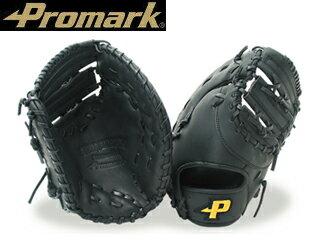 Promark/プロマーク PFM-7791 軟式一般用 ファーストミット (ブラック)
