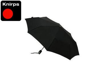 Knirps/クニルプス T.320 ラージ デュオマティック セイフティー折りたたみ傘 自動開閉 雨傘 【58cm】 (ブラック)