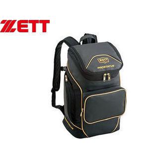 ZETT/ゼット BAP417-1900 プロステイタスデイパック 【約40L】 (ブラック)