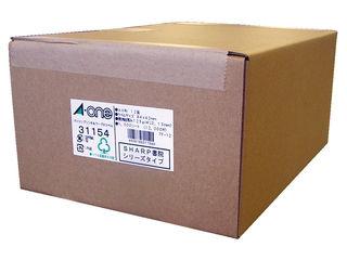 A・one/エーワン パソコン&プリンタラベル SHARP 1000シート入 31154