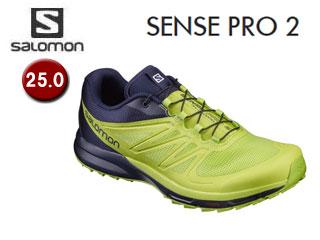 SALOMON/サロモン L39250400 SENSE PRO 2 ランニングシューズ メンズ 【25.0】