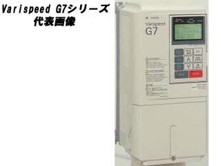YASKAWA/安川電機 【代引不可】CIMR-G7A20750 本格ベクトル制御インバータ (200V級)