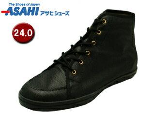 ASAHI/アサヒシューズ AX11214-1 アサヒウォークランド L035GT ゴアテックス スニーカー 【24.0cm?2E】 (ブラック)