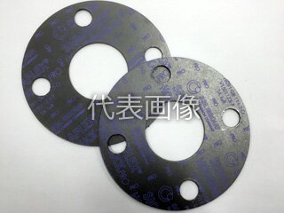 Matex/ジャパンマテックス 【HOCHDRUCK-Pro】高圧蒸気用膨張黒鉛ガスケット 1500-1.5t-FF-16K-550A(1枚)