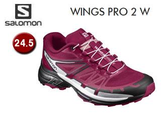 SALOMON/サロモン L39243900 WINGS PRO 2 W ランニングシューズ ウィメンズ 【24.5】
