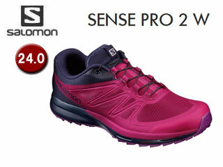 SALOMON/サロモン L39250600 SENSE PRO 2 W ランニングシューズ ウィメンズ 【24.0】