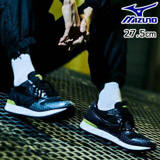 【nightsale】 mizuno/ミズノ D1GA1707-09 MIZUNO GV87 メンズスニーカー 【27.5】 (ブラック)
