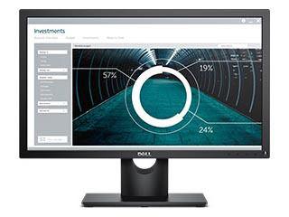 【安心のメーカー3年保証付き】 DELL/デル フルHD解像度 TNパネル21.5型ワイドLED液晶ディスプレイ Eシリーズ E2216H