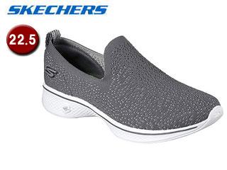 SKECHERS/スケッチャーズ 14918-CHAR GOWALK 4 - GIFTED ウィメンズ 【22.5】(CHARCOAL)