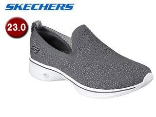 SKECHERS/スケッチャーズ 14918-CHAR GOWALK 4 - GIFTED ウィメンズ 【23.0】(CHARCOAL)