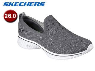 SKECHERS/スケッチャーズ 14918-CHAR GOWALK 4 - GIFTED ウィメンズ 【26.0】(CHARCOAL)