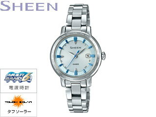 CASIO/カシオ SHW-1900D-7AJF 【SHEEN/シーン】【Voyage Series】【casio1603】 【RPS160325】 【正規品】【お取り寄せ商品】