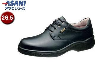 ASAHI/アサヒシューズ AM32481 TK32-48 通勤快足 メンズ・ビジネスシューズ 【26.5cm・4E】 (ブラック)