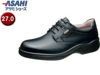 ASAHI/アサヒシューズ AM32481 TK32-48 通勤快足 メンズ・ビジネスシューズ 【27.0cm・4E】 (ブラック)