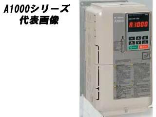 YASKAWA/安川電機 【代引不可】CIMR-AA2A0312AA IM/PM兼用 高性能ベクトル制御インバータ (200V級)